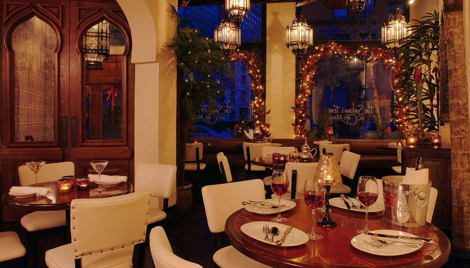 Moroccan Restaurant North York